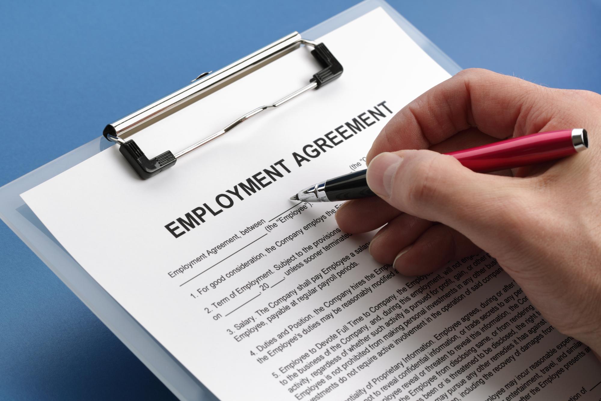 Arbeidsrecht: De beëindiging van de arbeidsovereenkomst